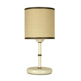 настолна лампа метропол, крем, siriuslights, 1хе27, 325461