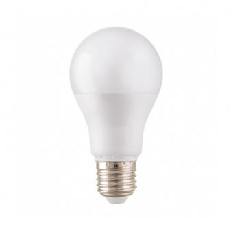 димираща led лампа, 10w, e27, бяла светлина, 4000k, 830lm, led лампа cap globe e27, 86746