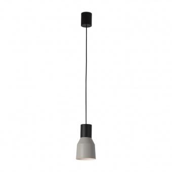 пендел kombo, grey+black, 1xE27, faro, 68591