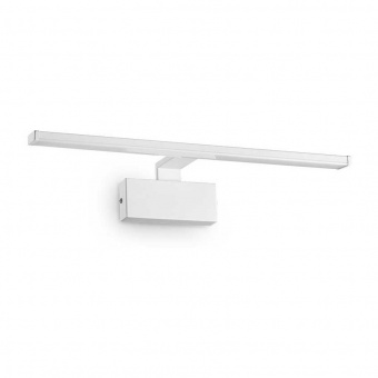 аплик alma, white, led 12w, 3000k, 820lm, ideal lux, 224985