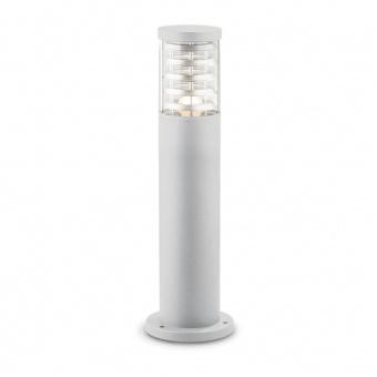 градински стълб tronco pt1 h40, white, 1xE27, ideal lux, 248264