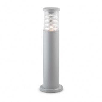 градински стълб tronco pt1 h40, grey, 1xE27, ideal lux, 248288
