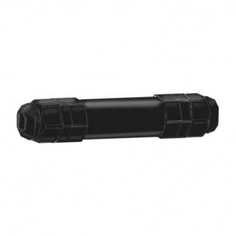 конектор за градински прожектор starlight, dark grey, ideal lux, 248615