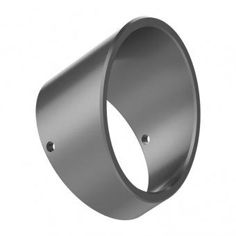 дифузер за градински прожектор starlight, dark grey, ideal lux, 245096