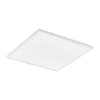 плафон turcona-c, aluminium/white, led 20w, 2950lm, rgb+tw, eglo, 98563