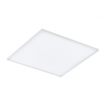 плафон turcona-c, aluminium/white, led 30w, 4300lm, rgb+tw, eglo, 98564