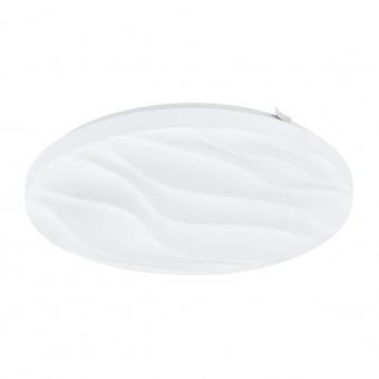 плафон benariba, white, led 17.3w, warm white, 2000lm, eglo, 99343