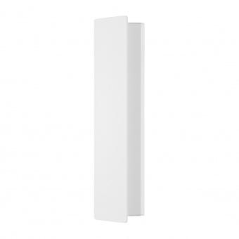 аплик zubialde, white, led 12w, warm white, 1400lm, eglo, 99086