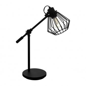 работна лампа tabillano1, black, 1xE27, eglo, 99019