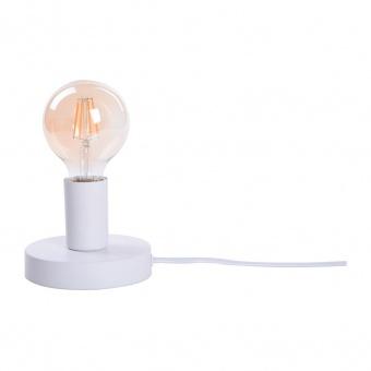настолна лампа bowie, white, 1xE27, rabalux, 6570
