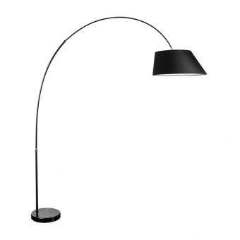 лампион bard, black, 1xE27, azzardo, az1125