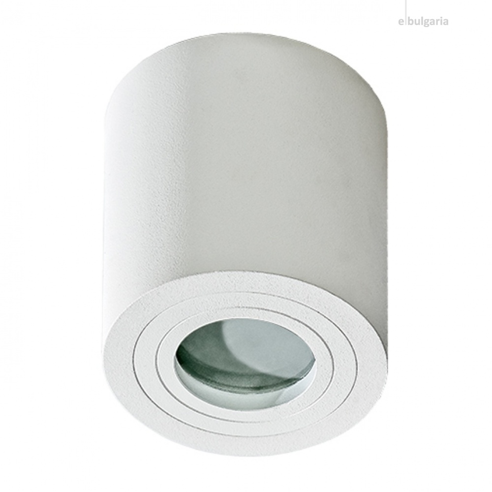 луна за външен монтаж brant, white, 1xGU10, azzardo, az2690
