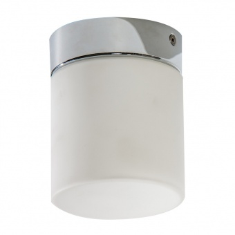 плафон lir, chrome/white, led 6w, 3000k, 500lm, azzardo, az2068