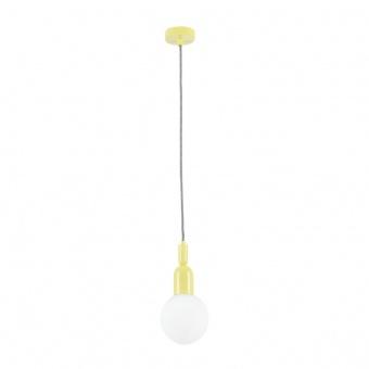 пендел ball, yellow, 1xE14, maytoni, mod267-pl-01-yw