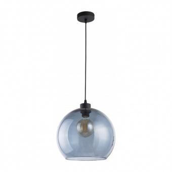 пендел cubus, blue/black, 1xE27, tk lighting, 2765