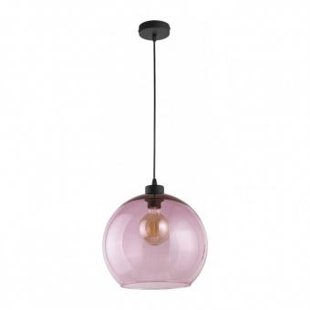пендел cubus, pink/black, 1xE27, tk lighting, 2764