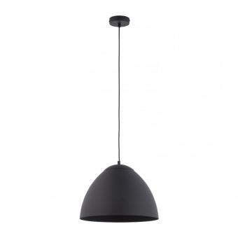 пендел faro, black, 1xE27, tk lighting, 3194
