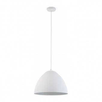 пендел faro, white, 1xE27, tk lighting, 3192
