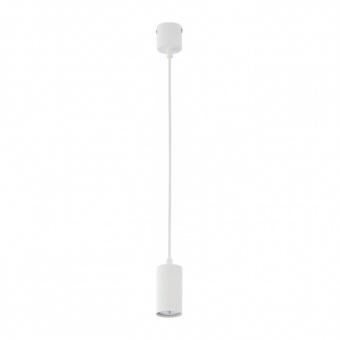 пендел logan white, white, 1xGU10, tk lighting, 4420