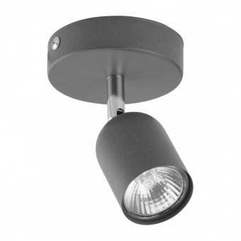 спот top, grey, 1xGU10, tk lighting, 3300