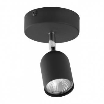 спот top, black, 1xGU10, tk lighting, 3298