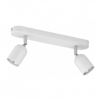 спот top, white, 2xGU10, tk lighting, 4412