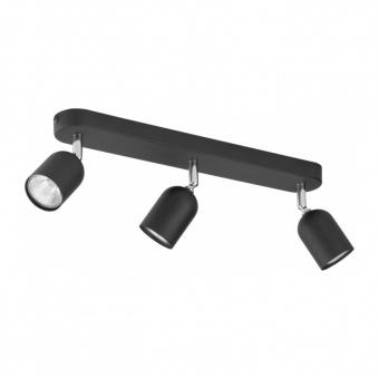 спот top, black, 3xGU10, tk lighting, 4417