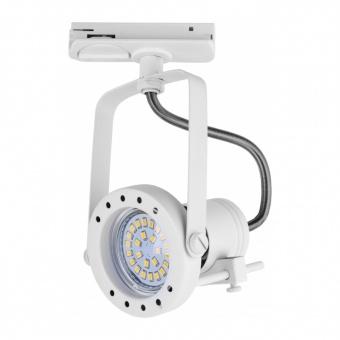 спот за монофазна шина tracer, white, 1xGU10, tk lighting, 4065