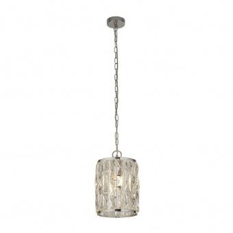 пендел bijou, chrome/crystal, 1xE27, searchlight, 6581-1cc