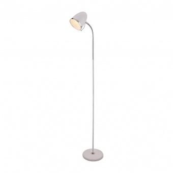 лампион boston, white/chrome, 1xE27, searchlight, eu6559wh
