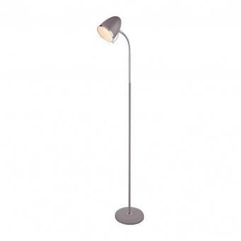 лампион boston, grey/chrome, 1xE27, searchlight, eu6559gy