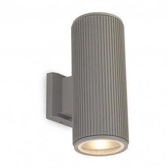 градински аплик, grey/clear, 2xE27, searchlight, 6872gy