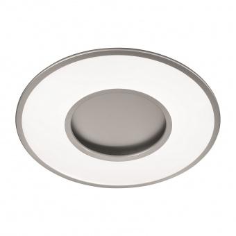 плафон jona, silver coloured, led 34w+ rgb 4w, 2700k-6500k, 2100lm, fischer&honsel, 20719