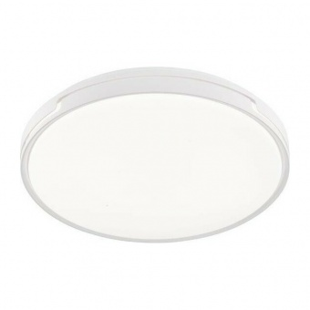 плафон tex bs, white, led 34w, 3000k, 3800lm, bodysensor, fischer&honsel, 20820