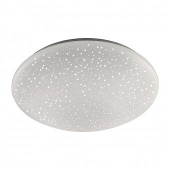 плафон skyler, white, led 18w, 3000k, 1650lm, rgb, leuchtendirekt, 14242-16