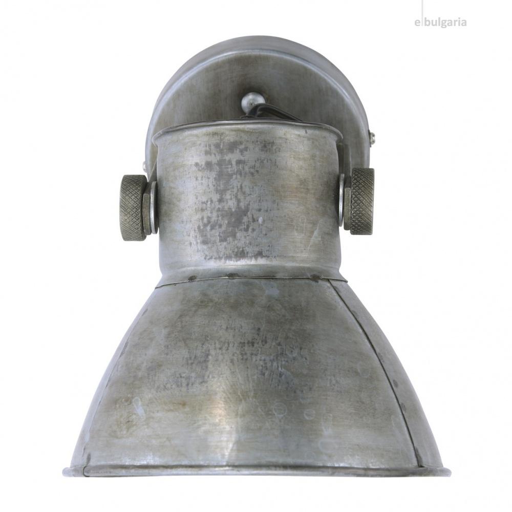 спот samia, grey, 1xE27, leuchtendirekt, 11482-77