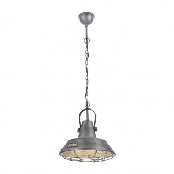 пендел samia, grey, 1xE27, leuchtendirekt, 11496-77