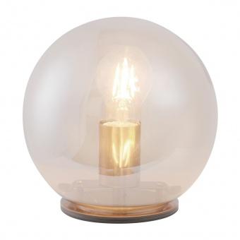 настолна лампа tabea, amber, 1xE27, leuchtendirekt, 13703-27