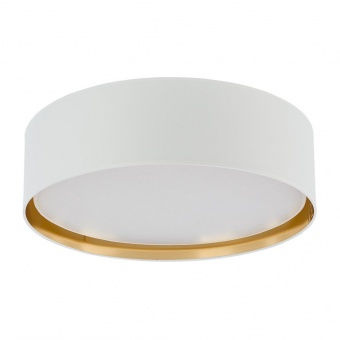 плафон bilbao, white+gold, 4xE27, tk lighting, 3433