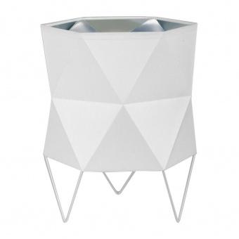 настолна лампа siro white, white, 1xE27, tk lighting, 5168