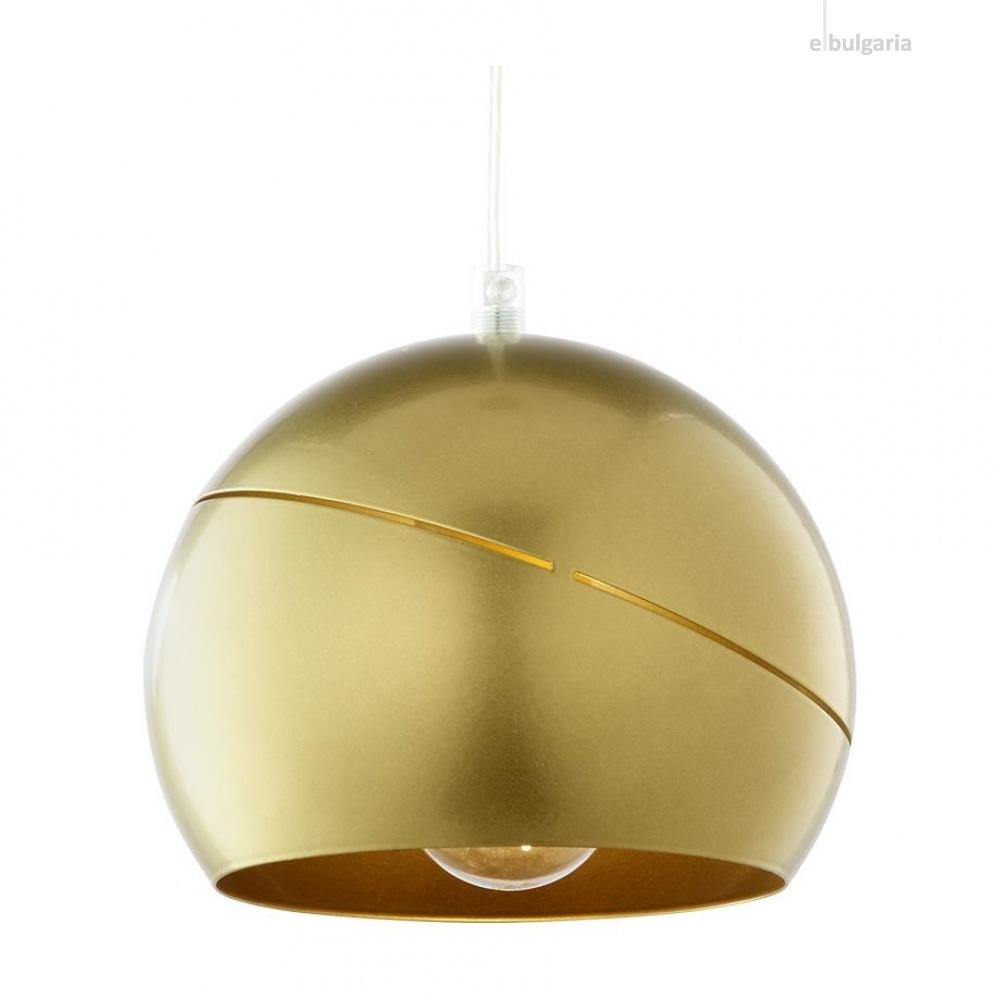 пендел yoda gold orbit, gold, 1xe27, tk lighting, 3434