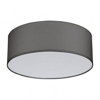 плафон rondo, gray, 4xE27, tk lighting, 1087