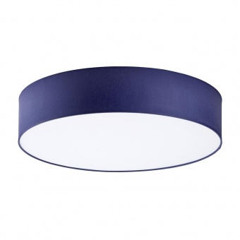 плафон rondo, blue, 4xE27, tk lighting, 1071