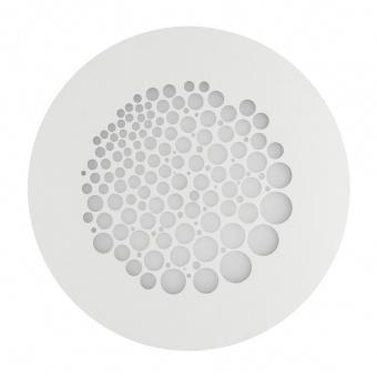 плафон paguro, matt white, led 33w, 3000k, 3300lm, ondaluce, pl.paguro/md