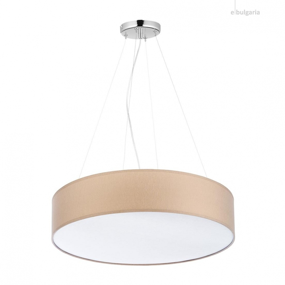 полилей rondo, beige, 4xe27, tk lighting, 3988