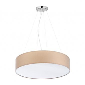 полилей rondo, beige, 4xe27, tk lighting, 3988