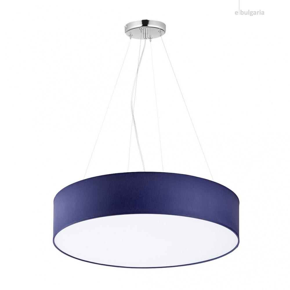 полилей rondo, blue, 4xe27, tk lighting, 1038