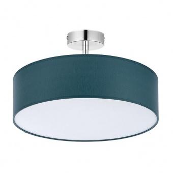 плафон rondo, green, 4xe27, tk lighting, 1036