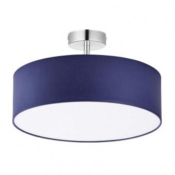 плафон rondo, blue, 4xe27, tk lighting, 1039