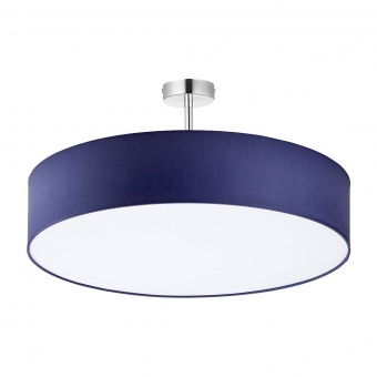 плафон rondo, blue, 4xe27, tk lighting, 2772